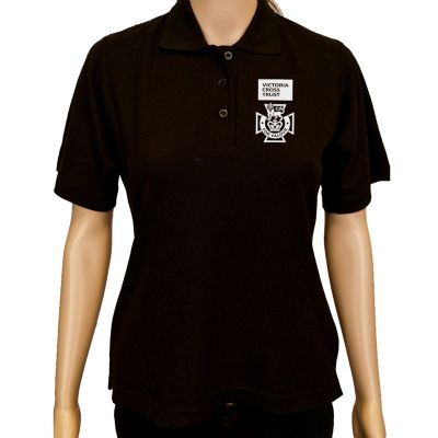 Victoria Cross Trust Ladies Polo Shirt